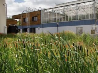 Eco-station de Saint Germain de la Grange: une première en Ile de France